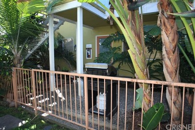 Santa Monica Condo/Townhouse Sold: 2329 Kansas Avenue #2