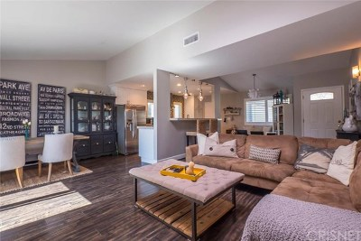 Woodland Hills Single Family Home Sold: 20314 Clark Street