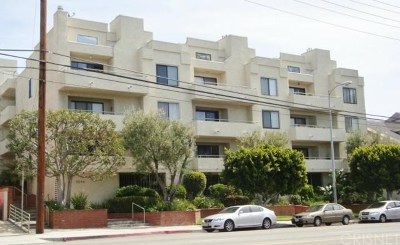 Mar Vista Condo/Townhouse Sold: 3544 South Centinela Avenue #106
