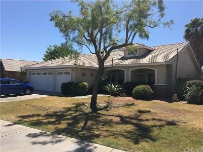 La Quinta Single Family Home For Sale: 78835 Sunbrook Lane