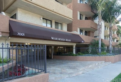 Westchester Condo/Townhouse Sold: 7001 South La Cienega Boulevard #7