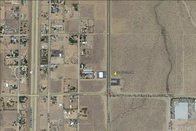 Palmdale Residential Lots & Land For Sale: Vac/10th West/Vic Avenue O Street