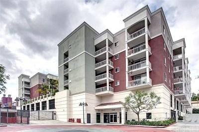 Baldwin Hills Condo/Townhouse Sold: 3740 Santa Rosalia Drive #319