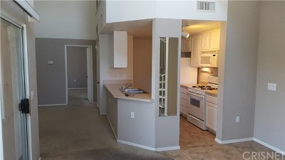 Saugus CA Condo/Townhouse Closed: $244,000