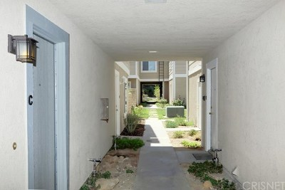 Condo/Townhouse Sold: 31315 The Old Road #C
