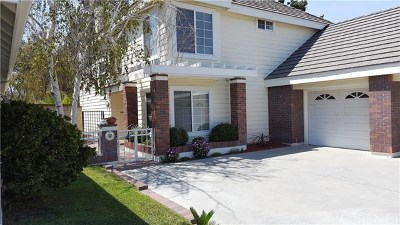 Valencia CA Single Family Home Sold: $679,000