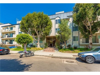 Playa Del Rey Condo/Townhouse Sold: 8163 Redlands Street #44
