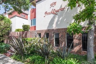 Culver City Condo/Townhouse Closed: 5651 Sumner Way #305