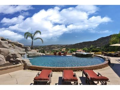 Calabasas Single Family Home For Sale