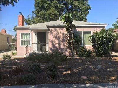 Compton Single Family Home For Sale: 1719 North McDivitt Avenue