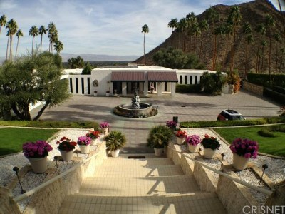 Rancho Mirage Single Family Home For Sale: 40995 Thunderbird Road