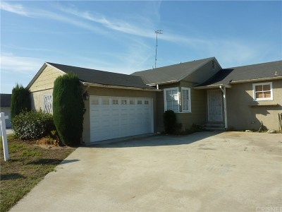 Hawthorne CA Single Family Home Sold: $396,500