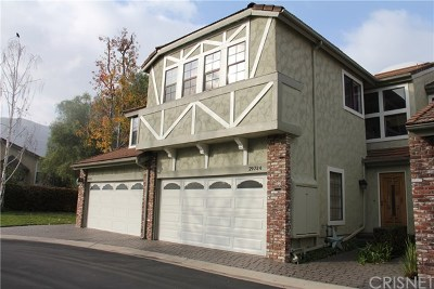 Condo/Townhouse Sold: 29734 Windsong Lane