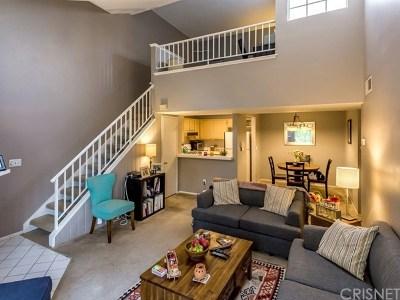 Condo/Townhouse Sold: 24135 Del Monte Drive #218