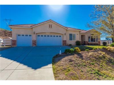 Acton Single Family Home For Sale: 34542 Katrina Street