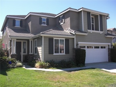 Saugus Single Family Home For Sale: 29232 Discovery Ridge Drive