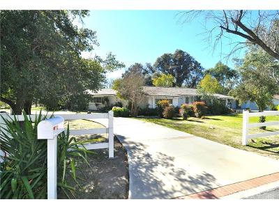Hidden Hills Single Family Home For Sale: 23712 Twin Oaks Place