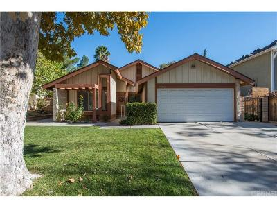 Single Family Home Active Under Contract: 27850 Sycamore Creek Drive