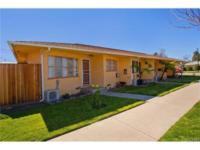 Residential Income Closed: 1340 North Buena Vista Street