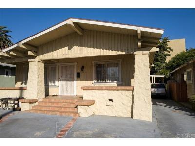 Los Angeles Single Family Home For Sale: 468 North Serrano Avenue
