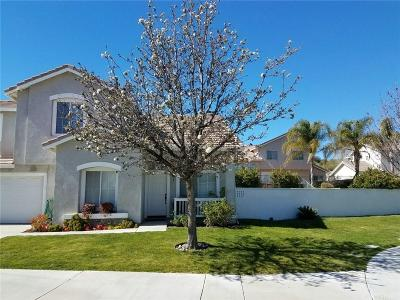 Stevenson Ranch CA Single Family Home Sold: $607,000
