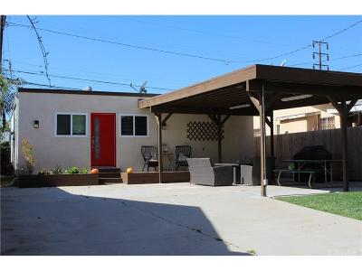 Los Angeles Single Family Home For Sale: 3044 Perlita Avenue
