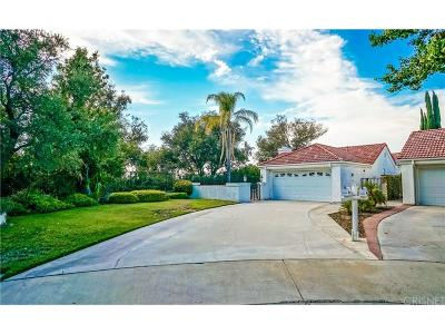 Los Angeles County Single Family Home For Sale: 26230 Paolino Place