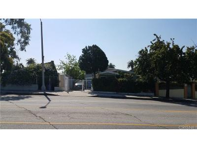Los Angeles Single Family Home For Sale: 2424 West Boulevard