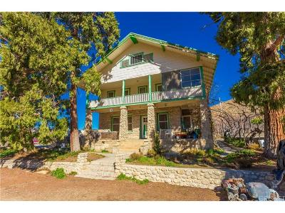 Acton Single Family Home For Sale: 31880 Aliso Canyon Road