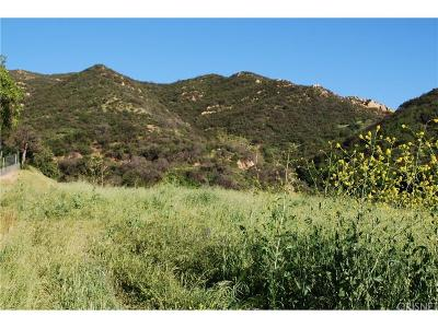 Calabasas Residential Lots & Land For Sale: 24632 Mulholland Highway
