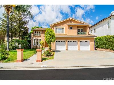 West Hills Single Family Home For Sale: 7359 Westcliff Drive