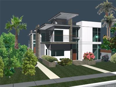 Santa Monica Residential Lots & Land Sold: 1034 Bay Street