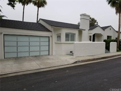 Hollywood Hills East (C30) Single Family Home For Sale: 3366 Charleston Way