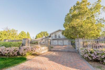 Woodland Hills Single Family Home For Sale: 23014 Erwin Street