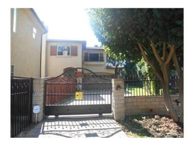 Tarzana Single Family Home For Sale: 19240 Topham Street