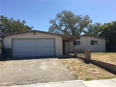 Palmdale Single Family Home For Sale: 38538 Glenbush Avenue