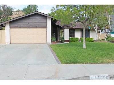 Canyon Country Single Family Home For Sale: 15058 Daffodil Avenue