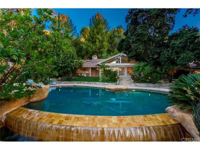 Encino Single Family Home For Sale: 4425 Woodley Avenue