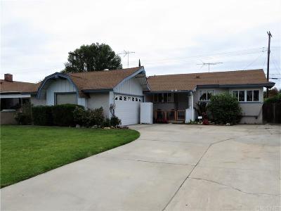 Northridge Single Family Home For Sale: 18620 Prairie Street