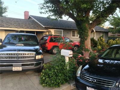 Newhall Single Family Home For Sale: 25202 Atwood Boulevard
