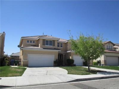Lancaster Single Family Home For Sale: 4660 West Avenue J12