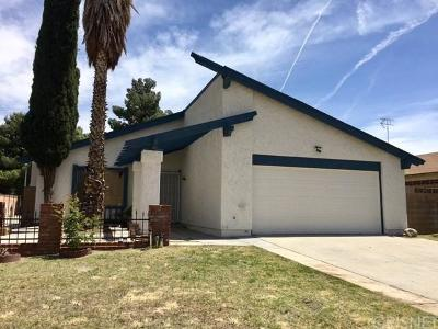 Single Family Home Closed: 44434 Fenhold Street