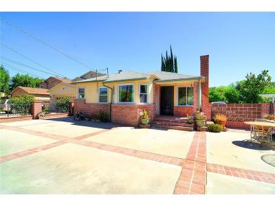 Single Family Home Sold: 7512 Tampa Avenue