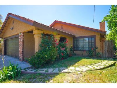 Canoga Park Single Family Home For Sale: 21044 Community Street