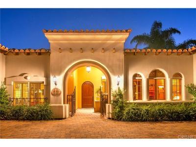 La Quinta Single Family Home For Sale: 79325 Cetrino