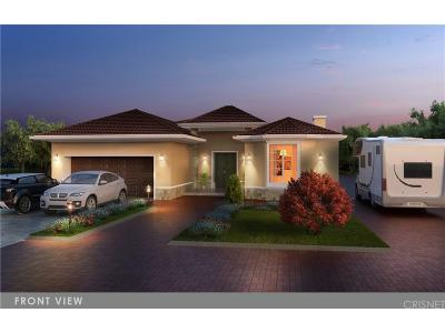 Quartz Hill Single Family Home For Sale: 5326 Avenue L-8