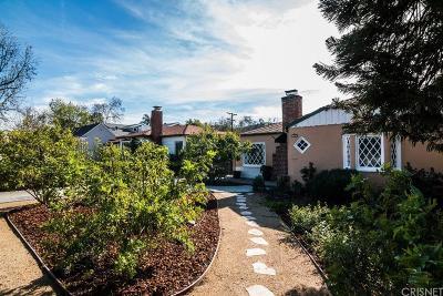 Glendale Single Family Home For Sale: 1326 Fairfield Street