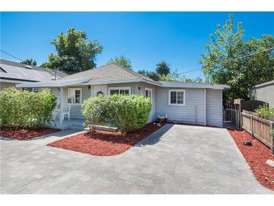 Pasadena Single Family Home For Sale: 1022 North Garfield Avenue