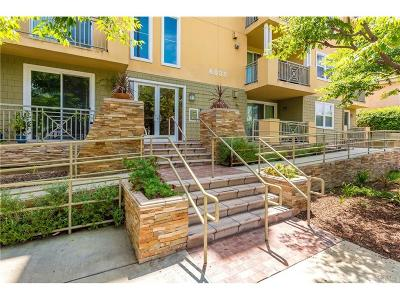 Hollywood Condo/Townhouse Sold: 6038 Carlton Way #302