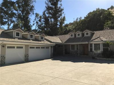 Shadow Hills Single Family Home For Sale: 10123 Wheatland Avenue